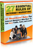 Seven Essential Rules of Internet Marketing