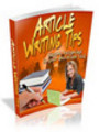 Thumbnail Article Writing Tips