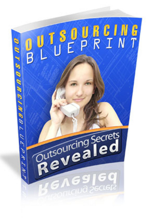 Product picture Outsource Blueprint