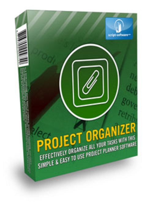 Product picture Project Organizer