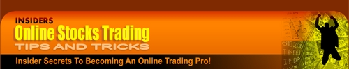 Product picture Insiders Online Stocks Trading Tips And Tricks
