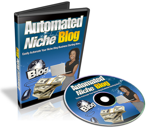 Product picture Automated Niche Blog Video Series
